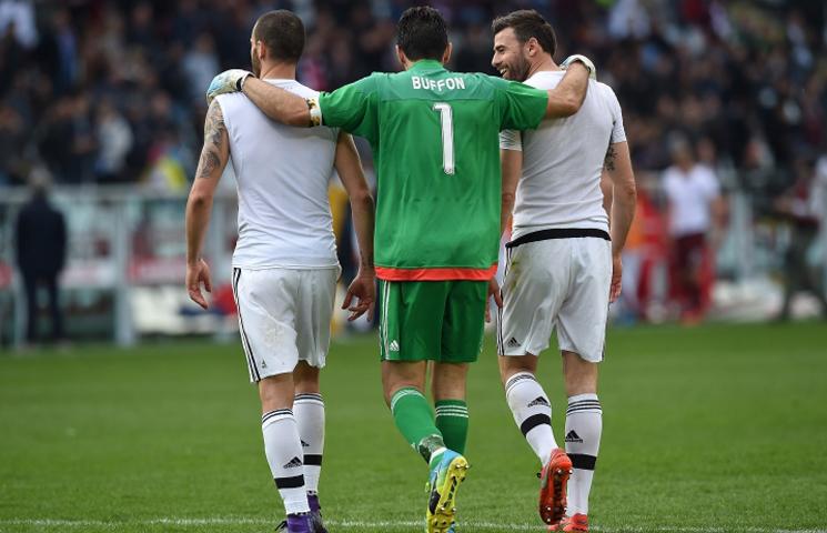 """Barzagli: """"Juve je postao tim"""""""