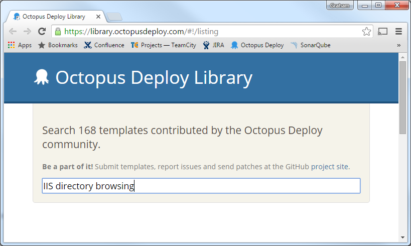 The Grussalo: Configure IIS to enable Directory Browsing using