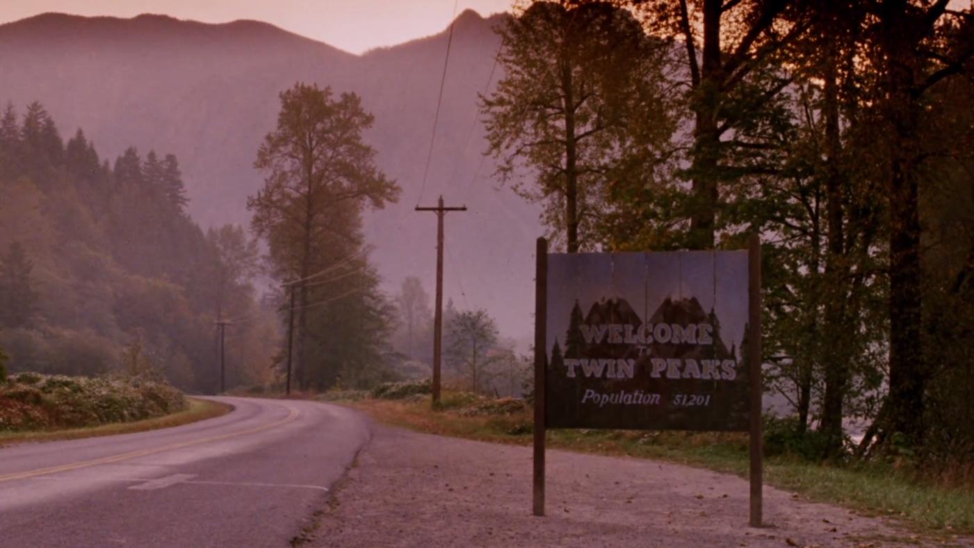 Twin Peaks, la misteriosa población de la serie de David Lynch