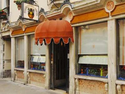 Il ristorante Fiaschetteria Toscana a San Giovanni Grisostomo