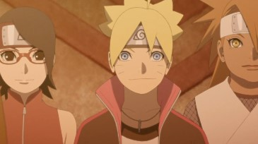 Boruto Naruto Next Generations – Episódio 82