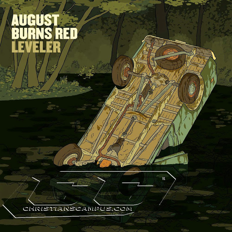 August Burns Red Leveler Deluxe Edition 2011 English Christian Album Download