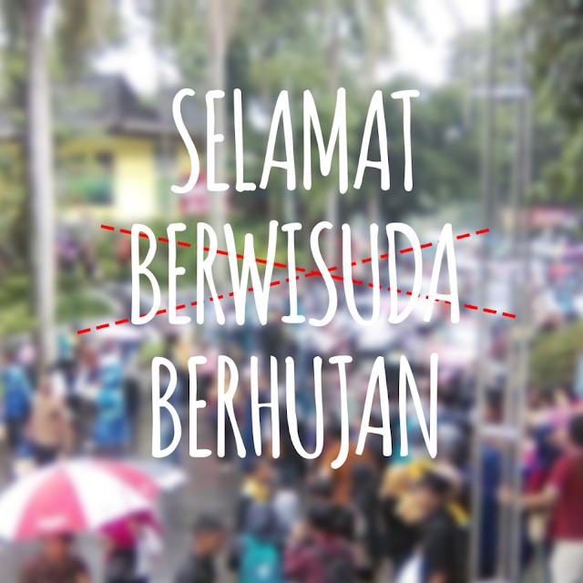Wisuda Universitas Muhammadiyah Malang Periode ke 79 tahun 2016