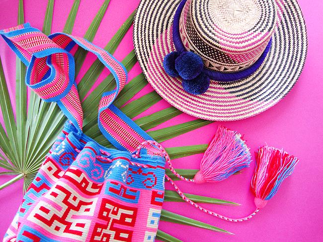 Mama Tierra, Wayuu bag, craftsmanship