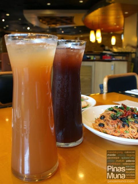 California Pizza Kitchen - Iced Tea