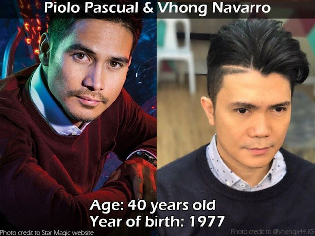 Mga Sikat Na Celebrities Na Di Mo Inaakalang Magka-Edad Pala!