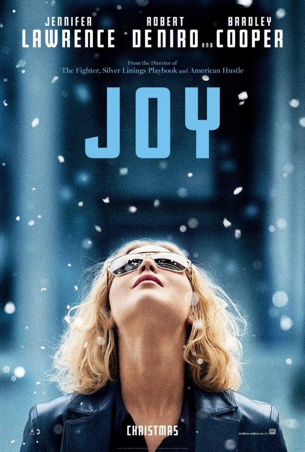 Joy - o Nome do Sucesso com Jennifer Lawrence: eu vi