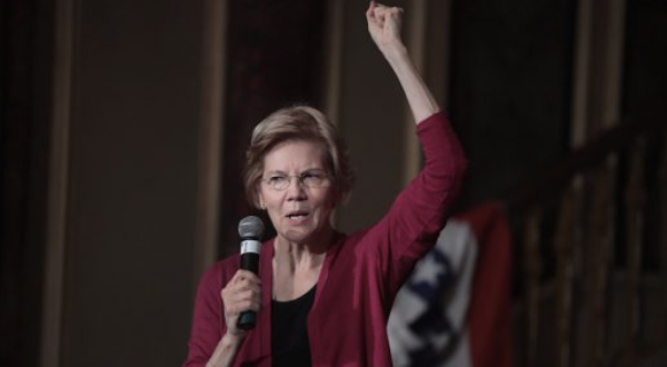 Warren Joins Harris in Fundraising Off O'Rourke's Candidacy Announcement