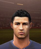 PES 6 Faces Cristiano Ronaldo ( 27 Years Old ) by Jesse