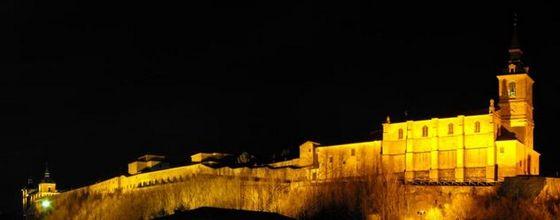 imagen_burgos_lerma_villa_duque_colegiata_san_pedro_vista_mirador_noche