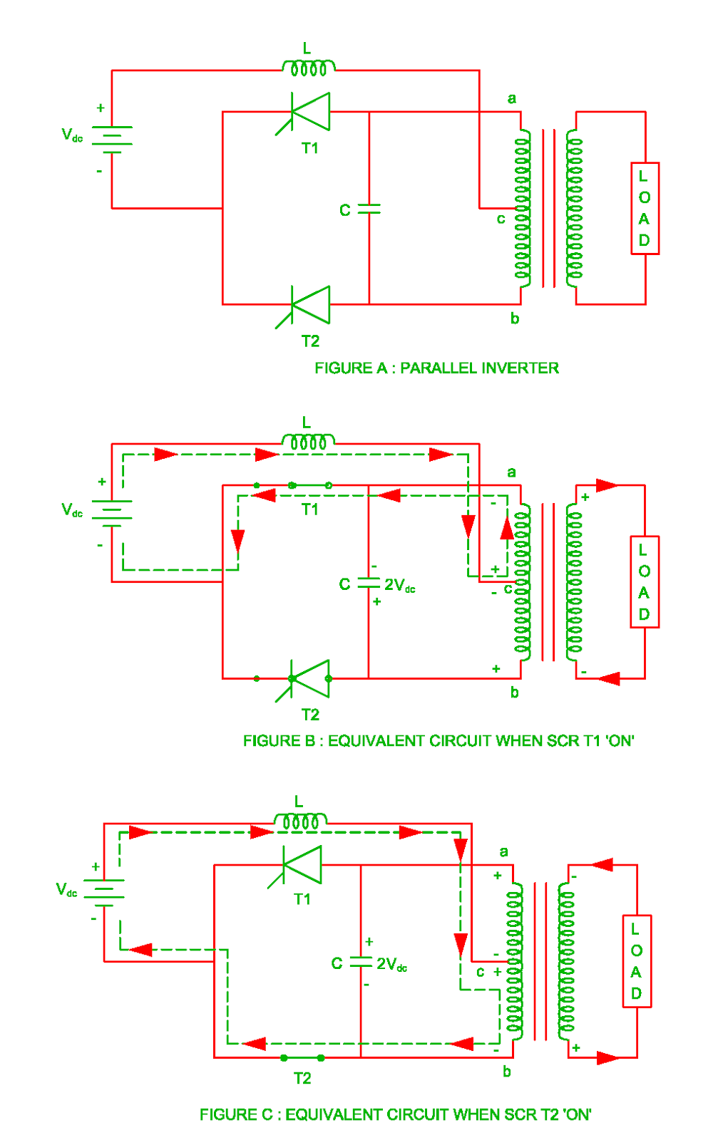 Cool Parallel Inverter Or Parallel Inverter With Feedback Diodes Wiring 101 Capemaxxcnl