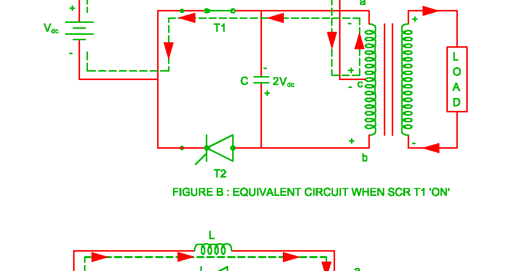 Excellent Parallel Inverter Or Parallel Inverter With Feedback Diodes Wiring 101 Capemaxxcnl