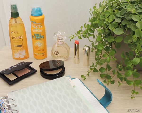 revue avis test haul anniversaire cadeaux maquillage soins