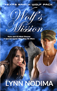 First Draft of Wolf's Mission Cover