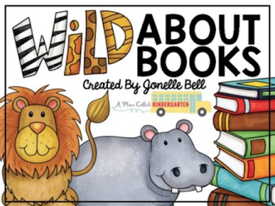 Get Wild About Books! Introduce book genres to your Kindergarten students in a meaningful way. Introducing your students to different genres will increase their interest in reading and encourage them to read a variety of books. These reading workshop lessons are perfect for Kindergarten and First Grade. K.RL.5