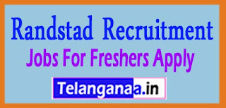 Randstad Recruitment 2017 Jobs For Freshers Apply