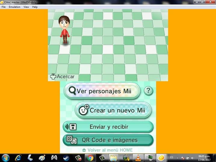 Citra - Mii Maker Editor 3Ds - Inmortal games