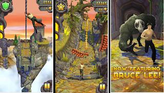 temple run 2 kumpulan game android offline terbaik