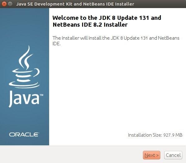 Installasi JDK + NetBetbeans - Linux Ubuntu