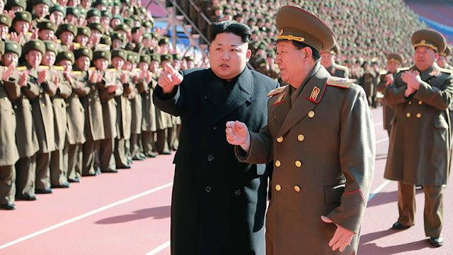 Kim Jong-un puede haber ajusticiado a uno de los máximos mandos militares de Corea del Norte