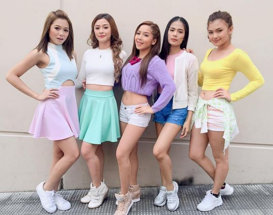 All Female Group 46