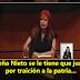 Peña Nieto es un estúpido traidor, debe ser juzgado: Layda Sansores