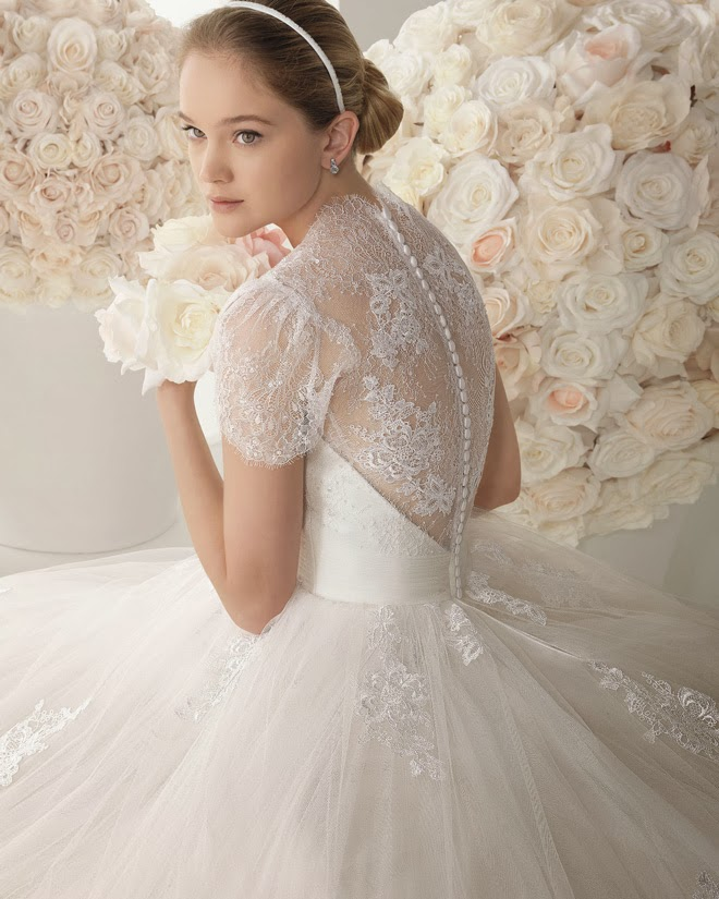 Rosa Clara Wedding Gown: Two By Rosa Clara 2014 Bridal Collection