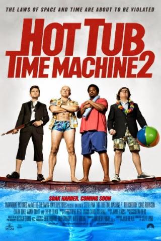 Hot Tub Time Machine 2 [2014] [DVD5 + DVD9] [NTSC] [Latino]