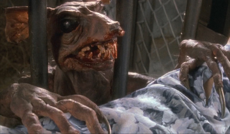 Singe-rat de Sumatra, Braindead, Peter Jackson, 1992, film gore culte avec zombes