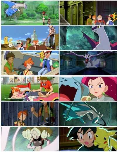 Pokémon Full Movie Download