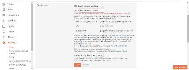 Cara Mendapatkan Domain OOO Secara Gratis