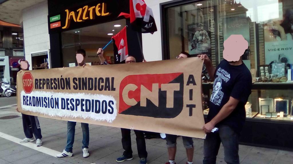 El miliciano blog anarcosindicalista y de difusi n de for Oficina jazztel