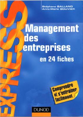 Télécharger Livre Gratuit Management des entreprises - en 24 fiches pdf