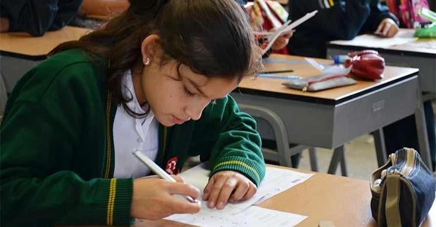 DRELM aplicará Evaluación Regional a estudiantes de primaria y secundaria el 23 y 24 de agosto - www.drelm.gob.pe