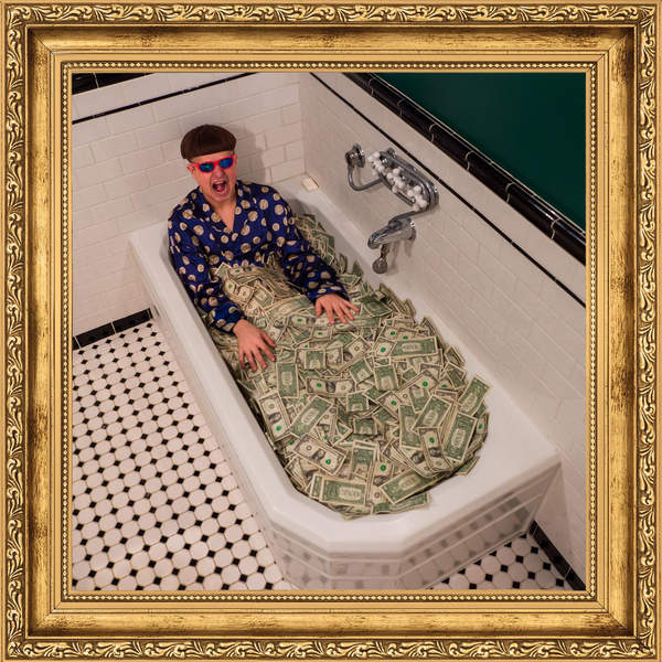 Oliver Tree - Cheapskate - Single Cover