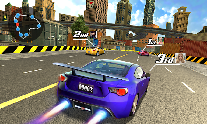 Join the most exciting world with Street Racing 3D