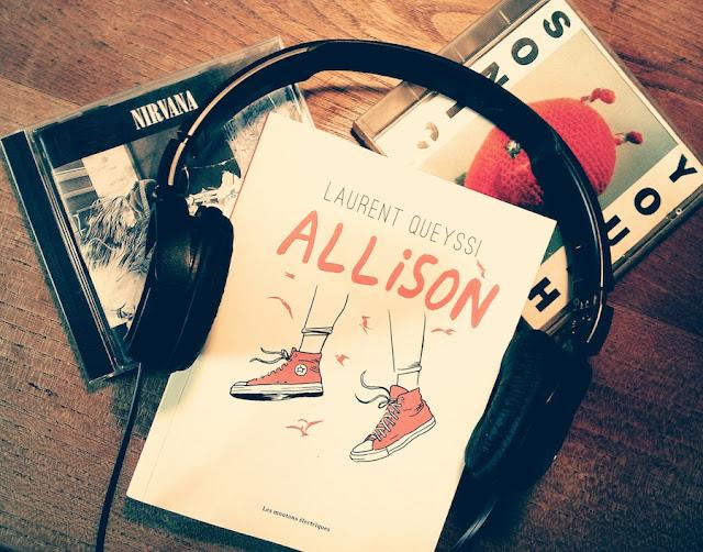 """""""Allison"""" de Laurent Queyssi aux éditions des Moutons électriques (Photo)"""