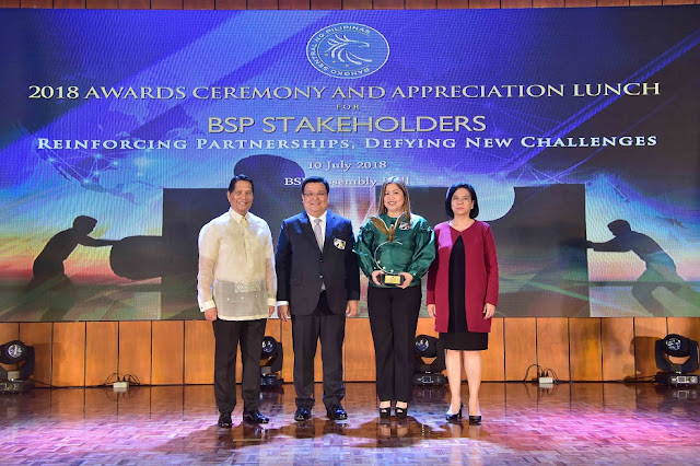 PSBank wins Pagtugon Award for the 3rd time