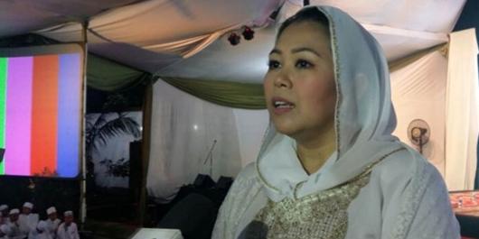 5 Alasan Yenny Wahid Mendukung Jokowi - Ma'ruf Amin