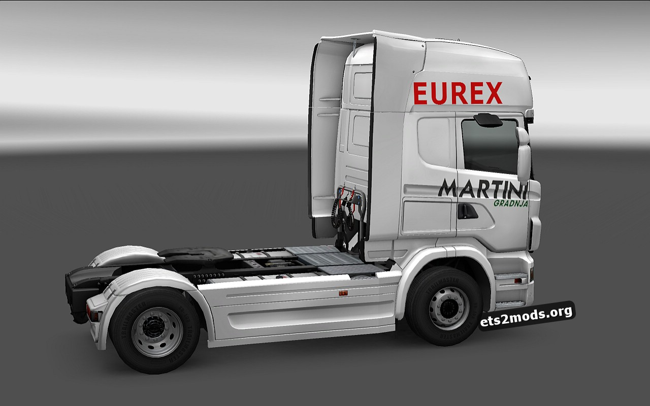 Martini Skin for Scania R