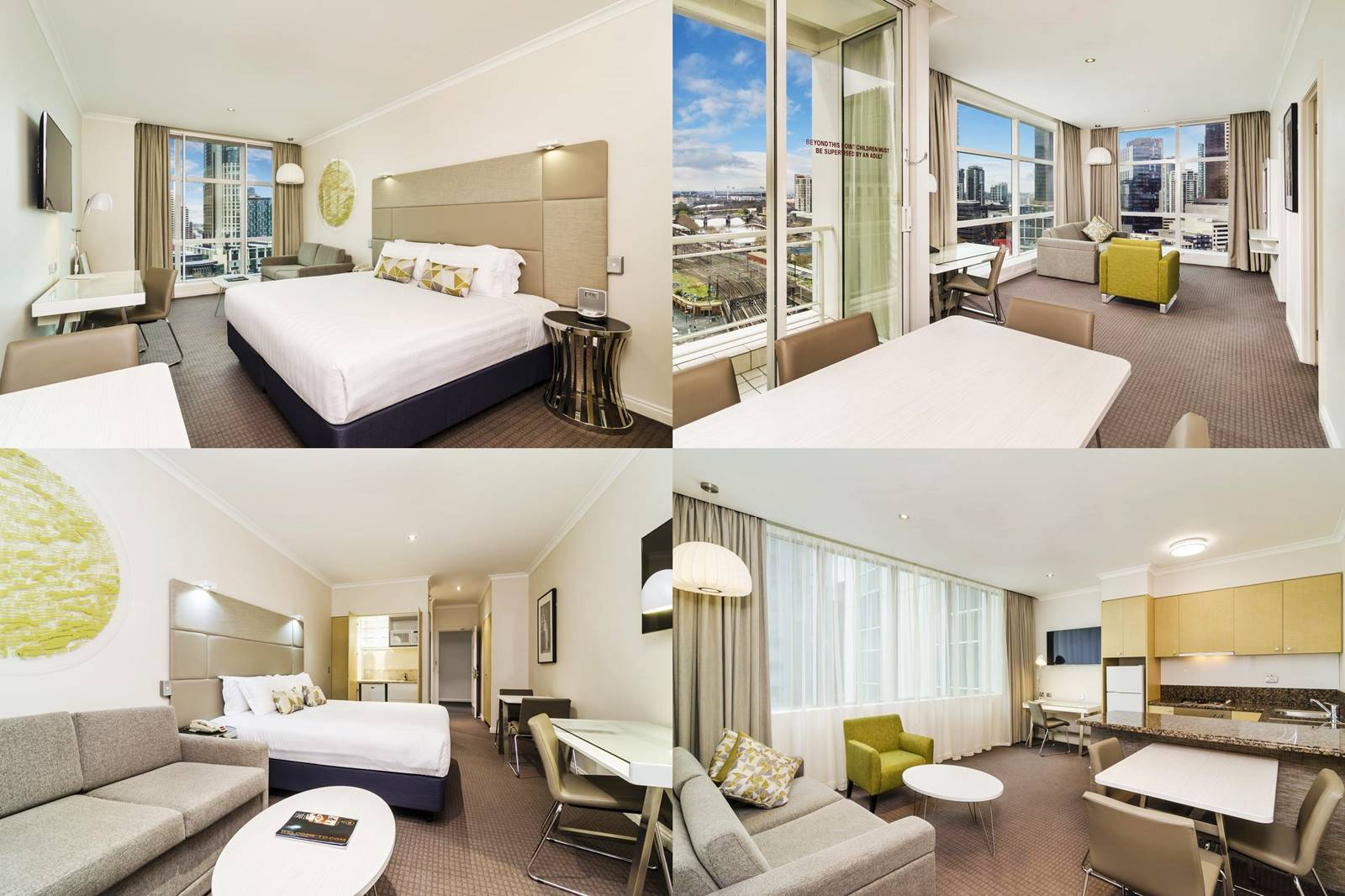Melbourne-Accommodation-Recommendation-Hotel-Apartment-Bed and Breakfast-Hostel-Clarion Suites Gateway