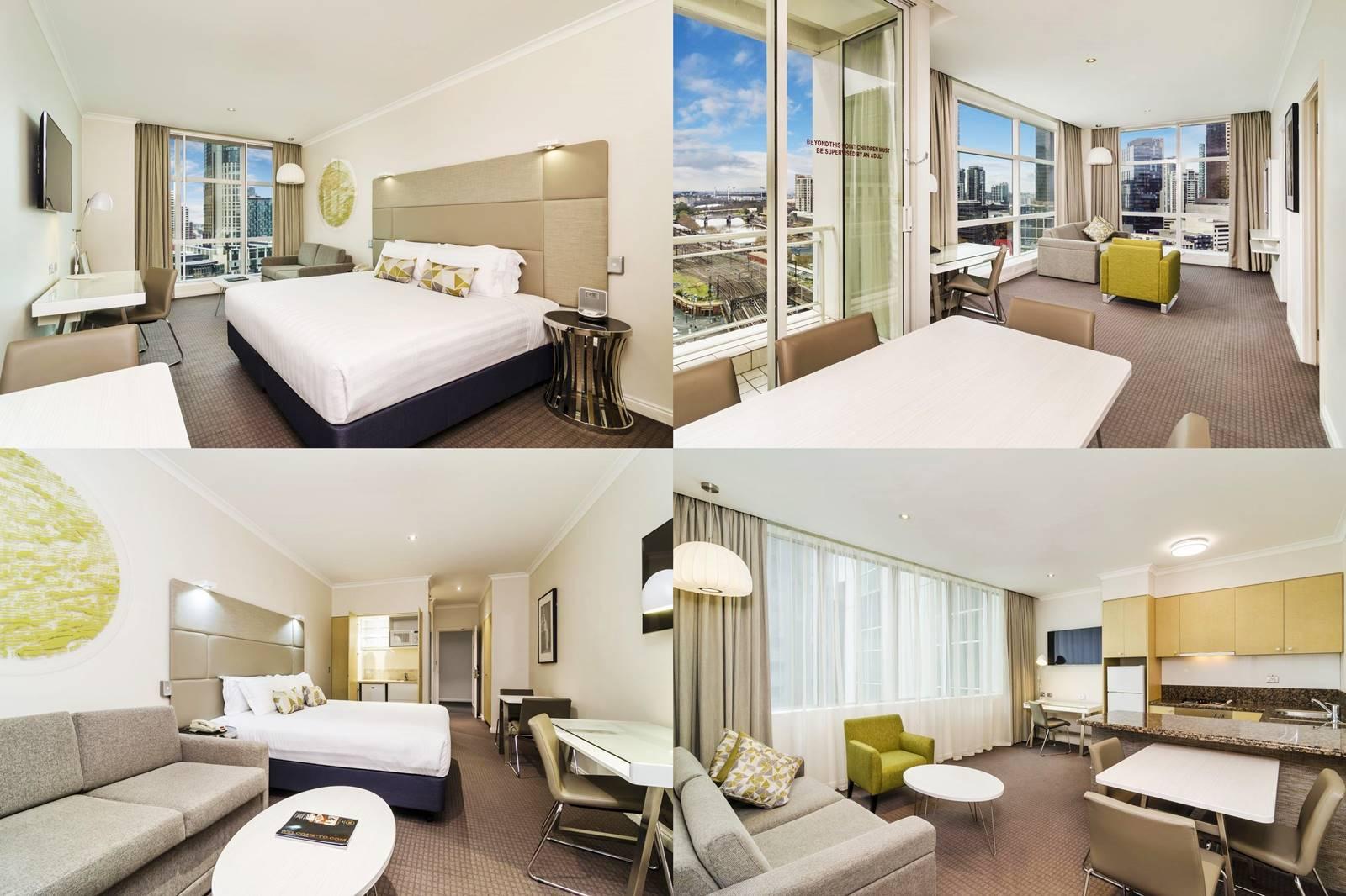 墨爾本-住宿-推薦-墨爾本飯店-墨爾本酒店-墨爾本公寓-墨爾本民宿-墨爾本旅館-墨爾本酒店-必住-Melbourne-Hotel-克萊倫套房酒店-Clarion Suites Gateway