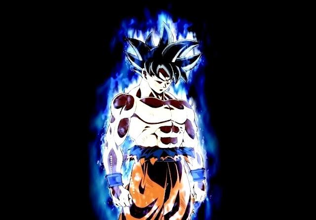 Son Goku Ultra Insting Wallpaper