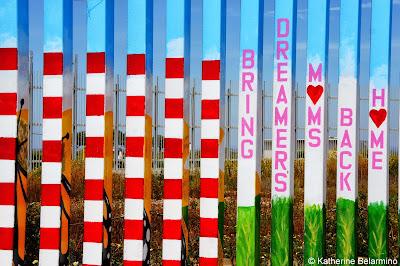 Playas de Tijuana Border Fence