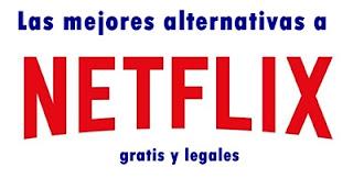 5 alternativas a Netflix para ver películas y series gratis (legalmente)