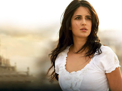 katrina on white dress photo