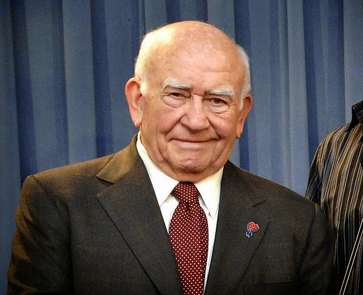 Ed Asner Photo