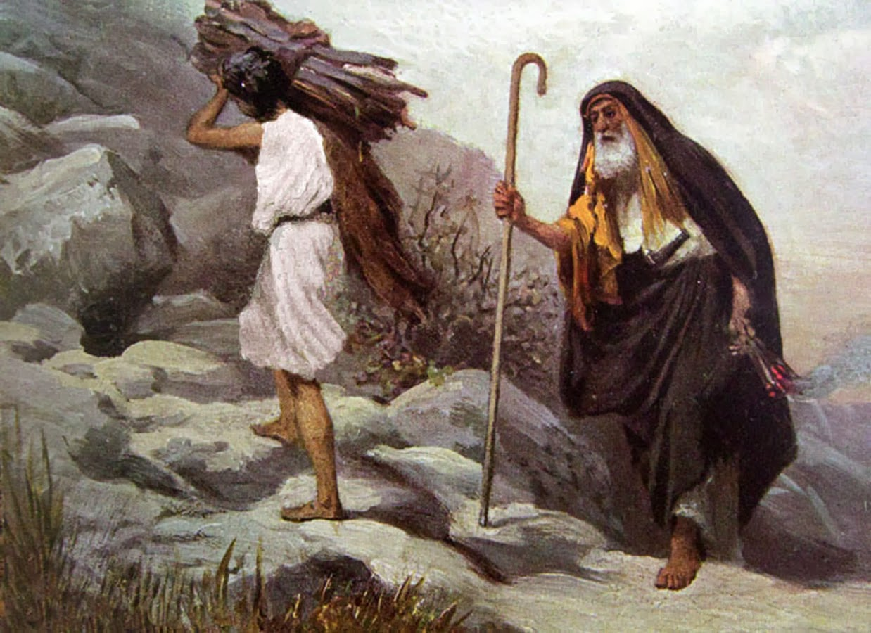 Dads Teach The Bible The Truth About Abraham And Isaac