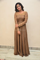 Eesha looks super cute in Beig Anarkali Dress at Maya Mall pre release function ~ Celebrities Exclusive Galleries 075.JPG