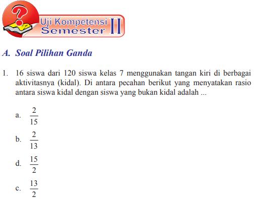 √ Jawaban PG Uji Kompetensi Semester 2 Halaman 339 ...